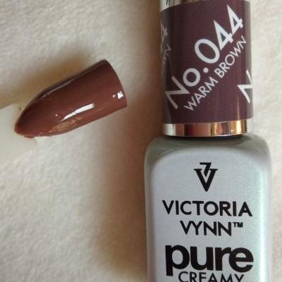 Victoria Vynn Verniz Gel Nº 044 - Warm Brown - 8 ml