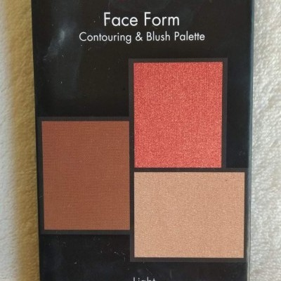 Sleek MakeUP - Paleta de Contorno Face Form - Light 373