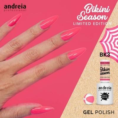 Andreia Bikini BK3 - Rosa Neon
