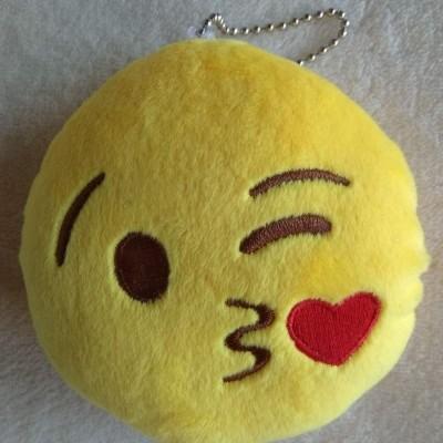 Porta-Chaves Smile Beijo - Emoji