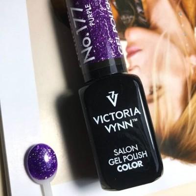 Victoria Vynn Verniz Gel Nº 177 - Purple - 8 ml