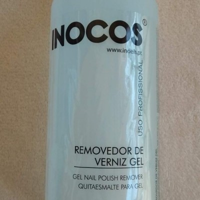 Inocos Removedor de Verniz Gel - 500 ml