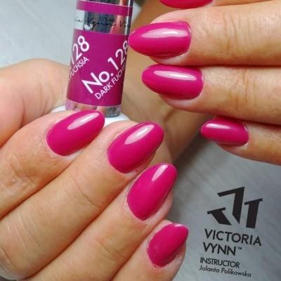 Victoria Vynn Verniz Gel Nº 128 - Dark Fuchsia - 8 ml