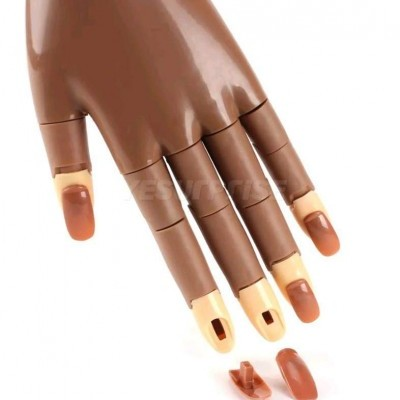 Saco de Recargas de Tips para Mão Articulada