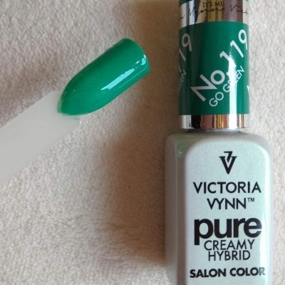 Victoria Vynn Verniz Gel Nº 119 - Go Green - 8 ml
