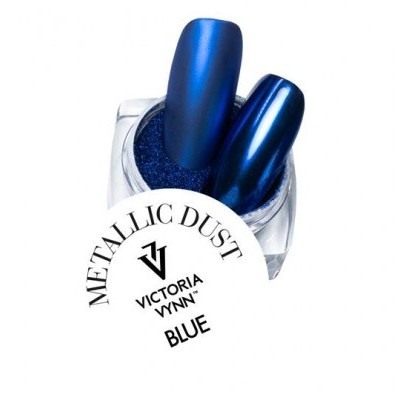 Victoria Vynn - Pó Metalizado Azul