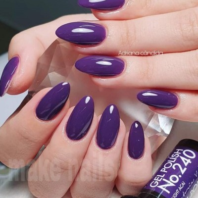 Victoria Vynn Verniz Gel Nº 240 - Light Açai - 8 ml