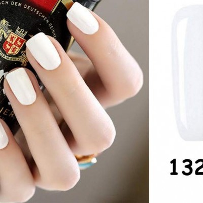 Gel Polish 1323 Branco - 15 ml