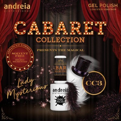 Andreia CC3 - Coleção Cabaret
