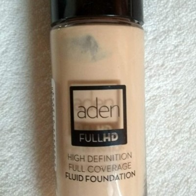 Base Full HD - Aden Cosmetics - Beige 003
