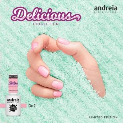 Andreia DC2 - Coleção Delicious