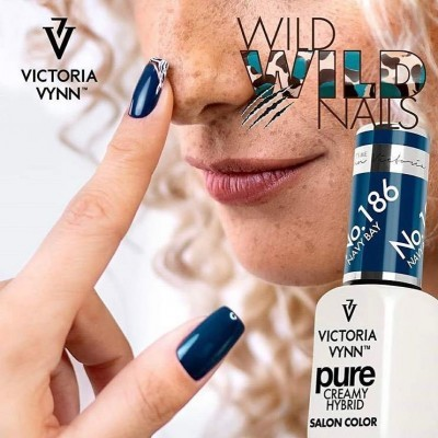 Victoria Vynn Verniz Gel Nº 186 - Navy Bay - 8 ml