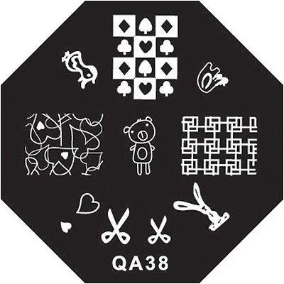 Placa QA38