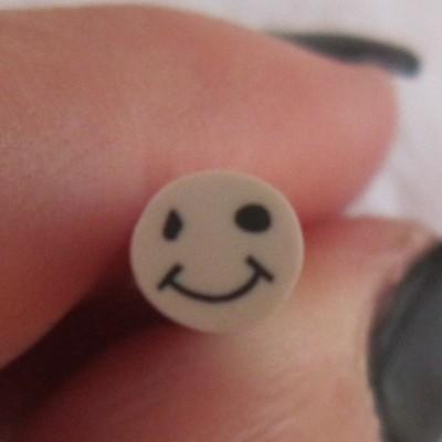 Pauzinho de Fimo - Smile