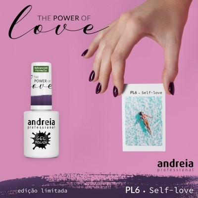 Andreia PL6 - The Power of Love
