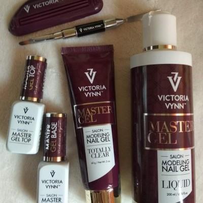 Kit de Mastergel - Victoria Vynn