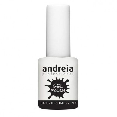 Andreia Verniz Gel Base e Top Coat - 10,5 ml