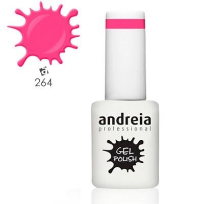 Verniz Gel Andreia 264 - Neon - 10,5 ml