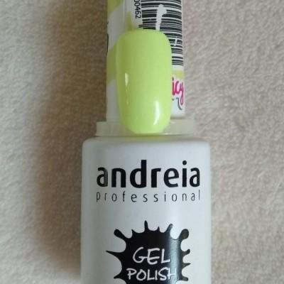 Andreia J5 - Amarelo Neon Pastel - Juicy