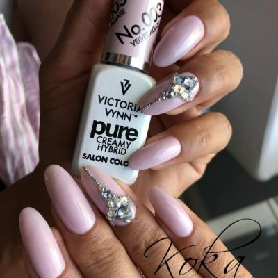 Victoria Vynn Verniz Gel Nº 003 - Velvet Agate - 8 ml