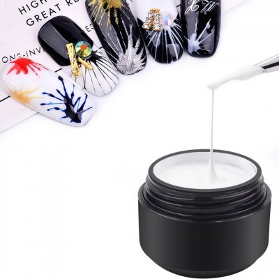 Spider Gel Branco - 5 ml