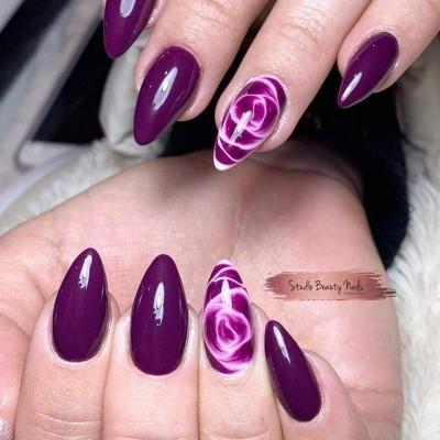 Victoria Vynn Verniz Gel Nº 212 - Dark Crimson - 8 ml