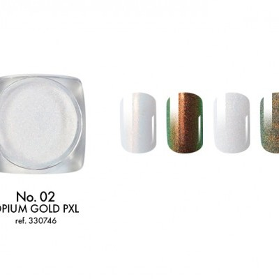Art Dust - Victoria Vynn - Nº 02 - Opium Gold PXL