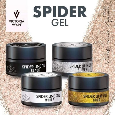Spider Gel - Kit 4 Cores - Victoria Vynn