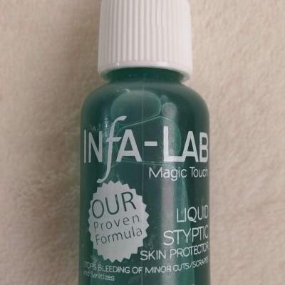 Liquido Estanca Sangue - Infa-Lab