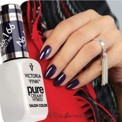Victoria Vynn Verniz Gel Nº 166 - Crazy Ink - 8 ml