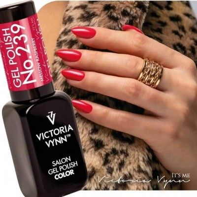 Victoria Vynn Verniz Gel Nº 239 - Mellow Raspberry - 8 ml