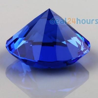 Cristal Azul 60mm