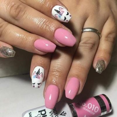 Victoria Vynn Verniz Gel Nº 010 - Pink Glamour - 8 ml