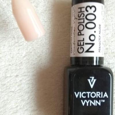 Victoria Vynn Verniz Gel Nº 003 - Perfectly Nude - 8 ml