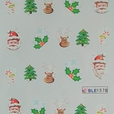 Decalques de Natal - BLE1578