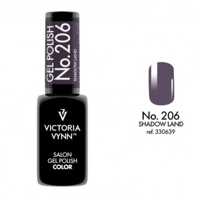 Victoria Vynn Verniz Gel Nº 206 - Shadow Land - 8 ml