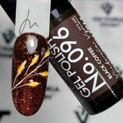 Victoria Vynn Verniz Gel Nº 096 - Black Coffee - 8 ml