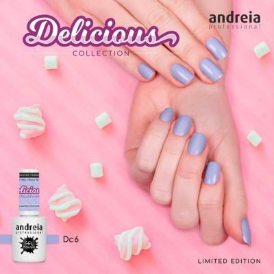 Andreia DC6 - Coleção Delicious