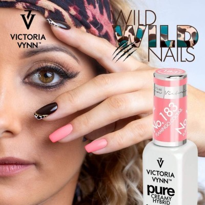Victoria Vynn Verniz Gel Nº 183 - Flamingo Coctail - 8 ml