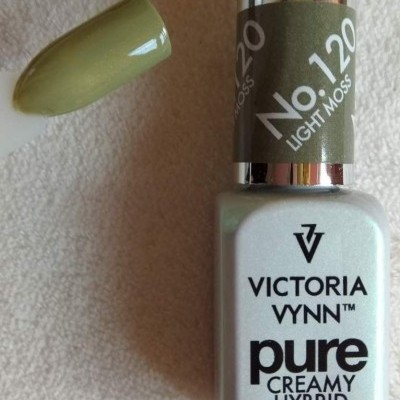 Victoria Vynn Verniz Gel Nº 120 - Light Moss - 8 ml