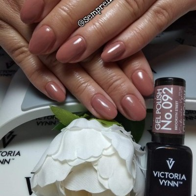 Victoria Vynn Verniz Gel Nº 092 - Brooklyn Street - 8 ml