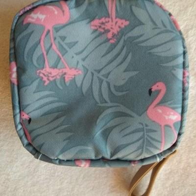 Bolsa com Flamingos