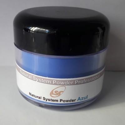 LadyStyle - Dip Powder - Azul - 25 gr