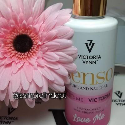 Victoria Vynn - Creme mãos e Corpo - Love Me