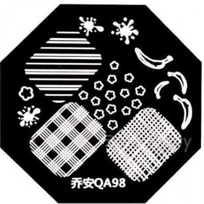 Placa QA98