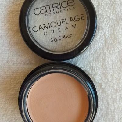 Catrice Cosmetics - Camouflage Cream - 025 Rosy Sand