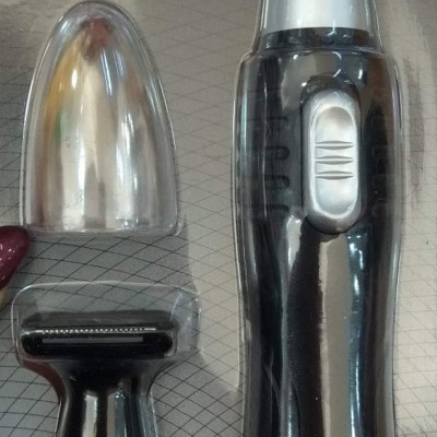 SKY SUPER TC 3560 2IN1- Hygienic Clipper for Nose N Ear Hair trimmer
