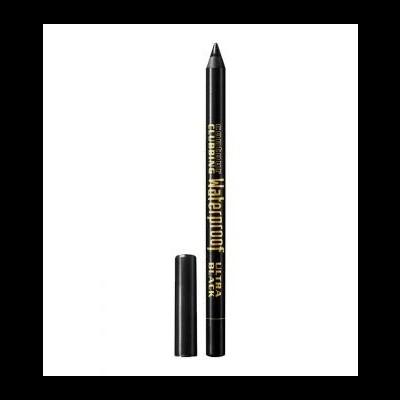 Bourjois - Lápis de olhos Contour Clubbing Waterproof - 54: Ultra black
