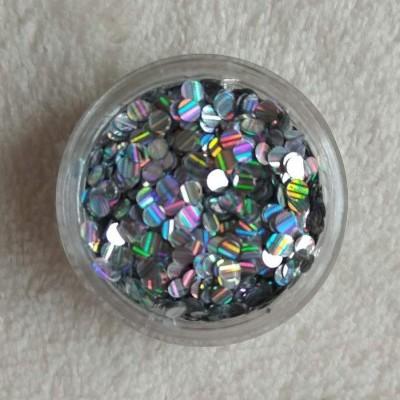 Confetis Holográficos - Tamanho Médio