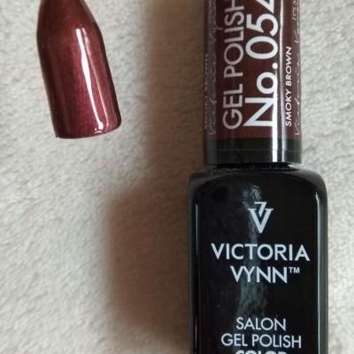 Victoria Vynn Verniz Gel Nº 054 - Smoky Brown - 8 ml